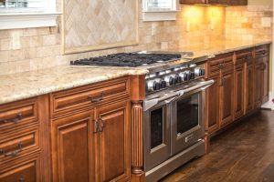 Newly renovated kitchen in Appleton, Wisconsin